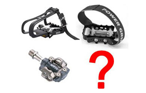 Review: POWER GRIPS vs. STD vs. Toe Clip Pedals (FREE)