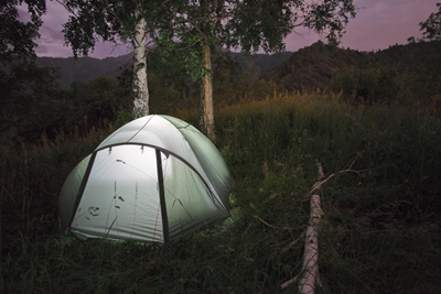 American offers a wide array of amazing locations to camp. Check them out in this article.