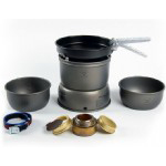 Trangia 27-3 UL HA Ultra Light Hard Anodized Stove Kit (#150273)