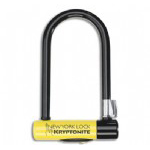 "Kryptonite New York Standard STD 4"" x 8"" U-Lock (model 180104)"
